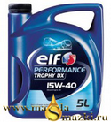 ELF PERFORMANCE TROPHY DX 15W40 5L