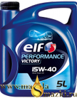 ELF PERFORMANCE VICTORY 15W40 5L