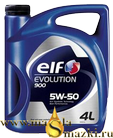 ELF EVOLUTION 900 5W50 4L
