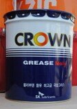 Пластичная смазка ZIC CROWN GREASE   Moly 2 15кг
